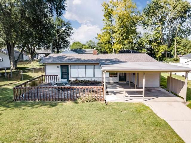 2117 Reardon Drive, Kettering, OH 45420 (MLS #800770) :: Denise Swick and Company