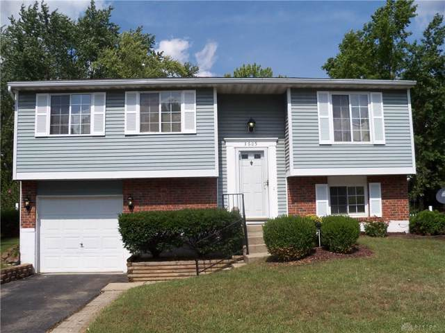 3605 Charlotte Mill Drive, Moraine, OH 45418 (MLS #800881) :: The Gene Group