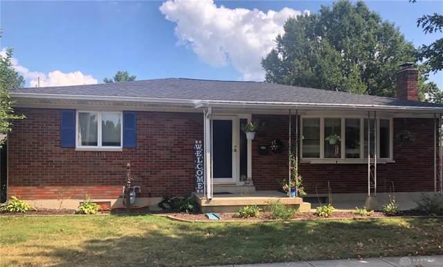 210 Clay Street, New Carlisle, OH 45344 (MLS #800912) :: The Gene Group