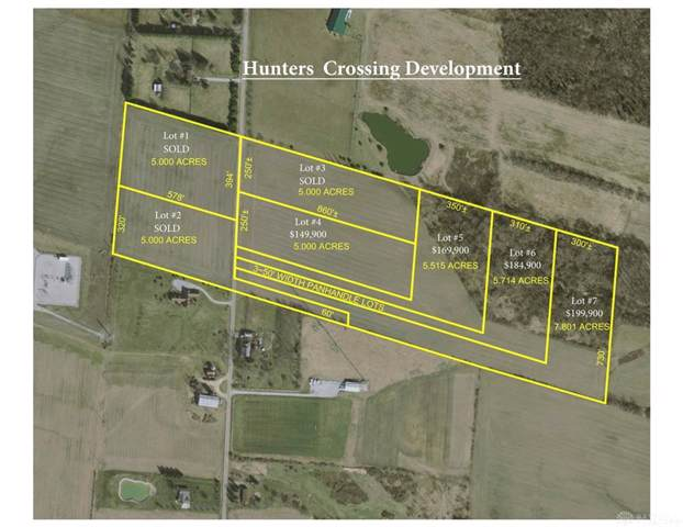 Lot #4-7 Carpenter Rd., Bellbrook, OH 45305 (MLS #800924) :: Denise Swick and Company