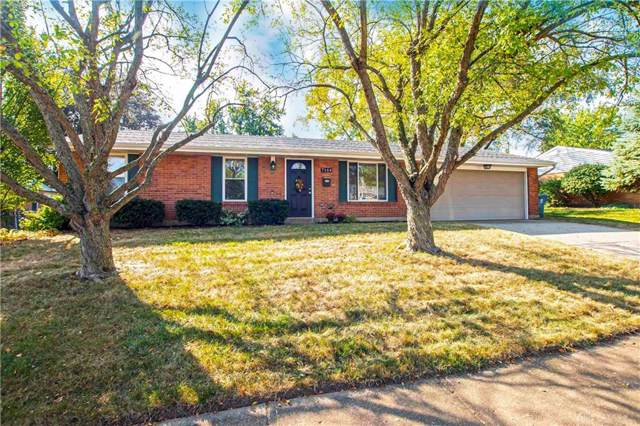 7164 Saffron Drive, Huber Heights, OH 45424 (MLS #800978) :: Denise Swick and Company
