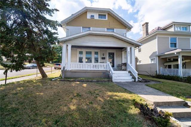 851 Wilfred Avenue, Dayton, OH 45410 (MLS #801018) :: Denise Swick and Company