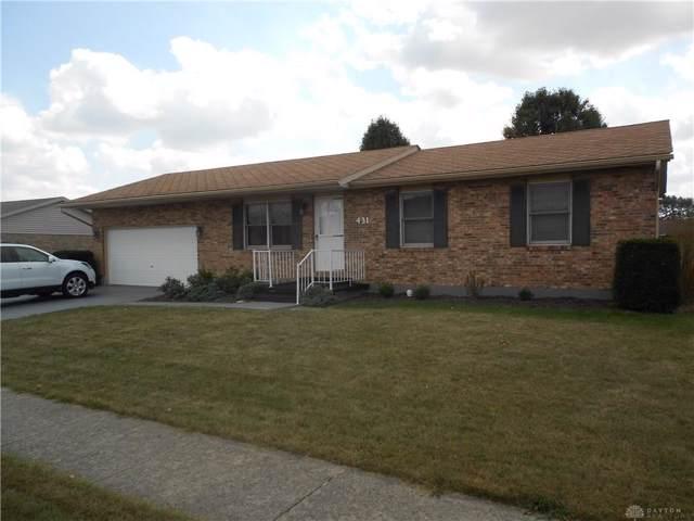 431 Buckeye Drive, Eaton, OH 45320 (MLS #801053) :: Denise Swick and Company