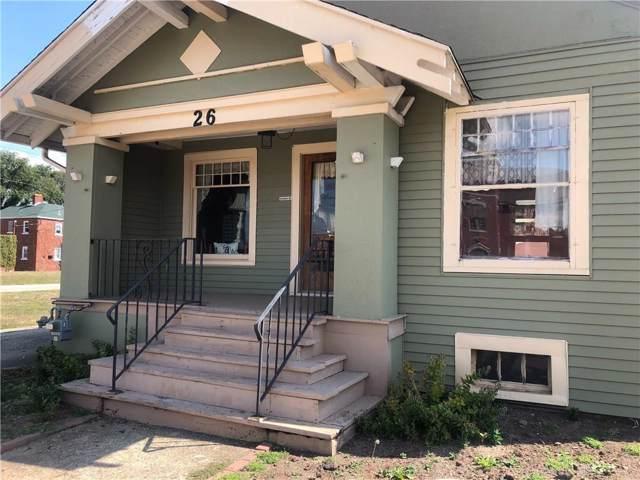 26 Broad Street, Fairborn, OH 45324 (MLS #801062) :: Denise Swick and Company