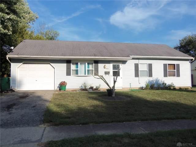 916 Firwood Drive, New Carlisle, OH 45344 (MLS #801069) :: The Gene Group