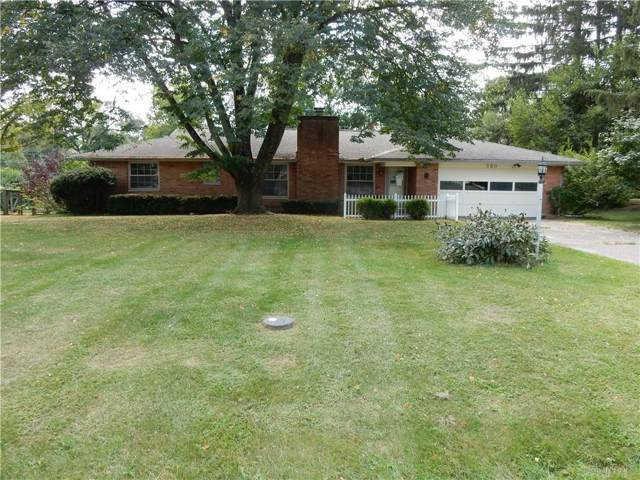 360 Enfield Road, Washington TWP, OH 45459 (MLS #801073) :: The Gene Group