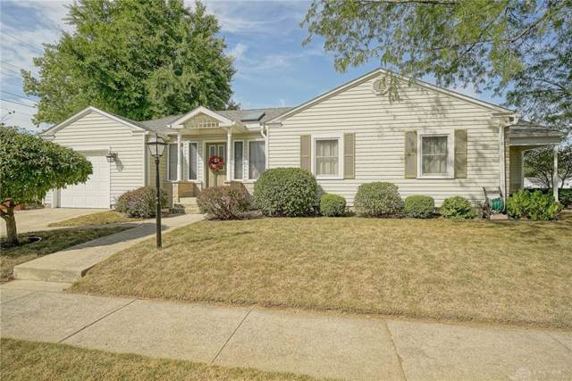 438 Lewis Drive, Fairborn, OH 45324 (MLS #801074) :: The Gene Group