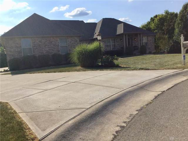 120 Sapphire Drive, Clearcreek Twp, OH 45458 (MLS #801128) :: The Gene Group
