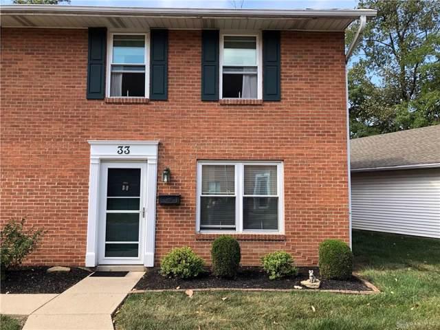 33 Gabriel Street, Vandalia, OH 45377 (MLS #801131) :: The Gene Group