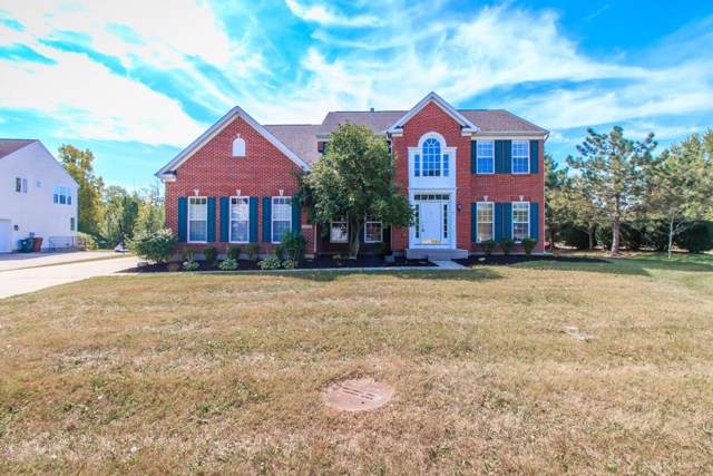 1010 Star Valley Court, Centerville, OH 45458 (MLS #801168) :: The Gene Group