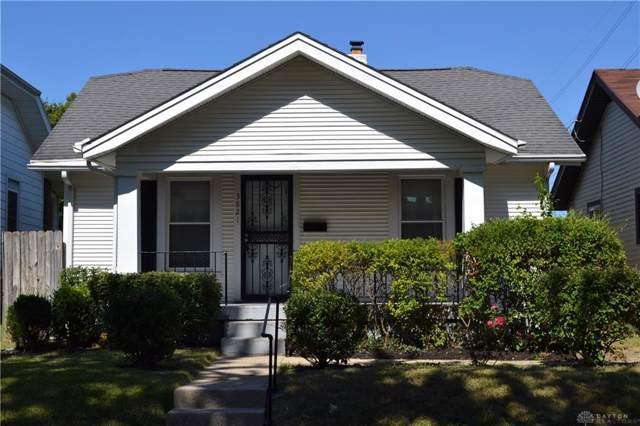 3821 Woodbine Avenue, Dayton, OH 45420 (MLS #801216) :: The Gene Group