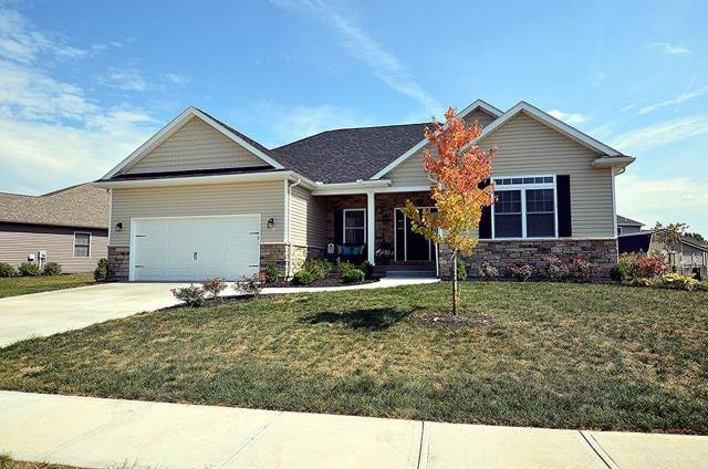 1005 Haverhill Drive, Troy, OH 45373 (MLS #801225) :: The Gene Group