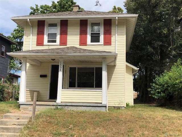 1534 Clark Street, Springfield, OH 45506 (MLS #802247) :: Denise Swick and Company