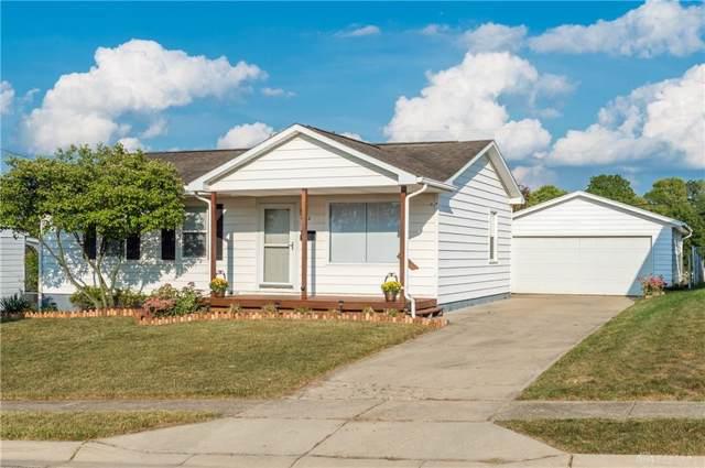 1352 Ironwood Drive, Fairborn, OH 45324 (MLS #802340) :: The Gene Group