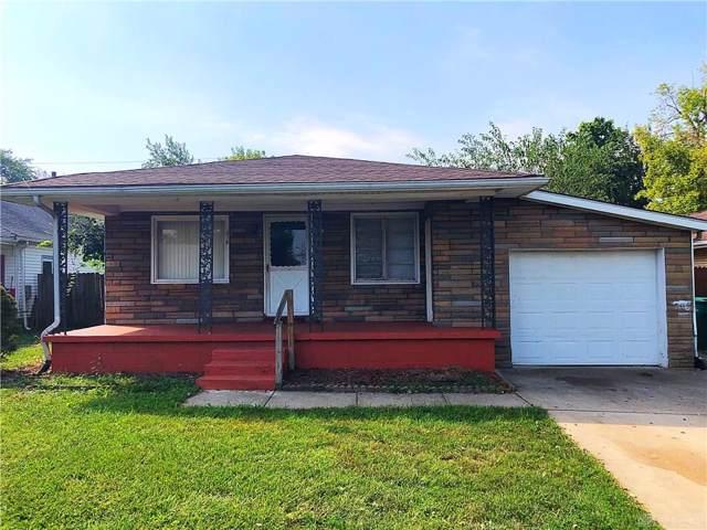 318 Gilbert Avenue, Fairborn, OH 45324 (MLS #802398) :: The Gene Group