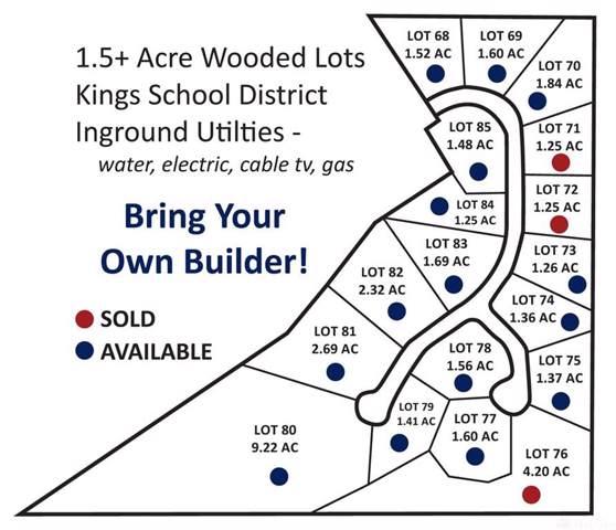 Lot 84 Arapaho Drive, Union Twp, OH 45152 (MLS #802558) :: The Gene Group