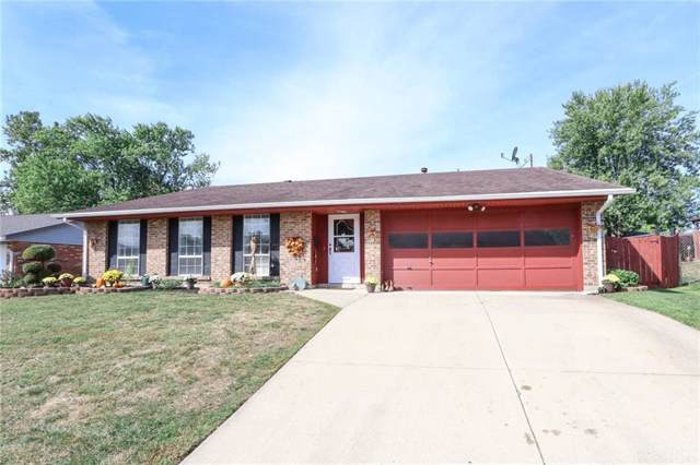 7269 Cohasset Drive, Huber Heights, OH 45424 (MLS #802853) :: The Gene Group