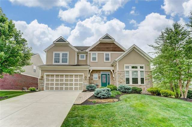5141 Emerald View Drive, Hamilton Twp, OH 45039 (MLS #803031) :: The Gene Group