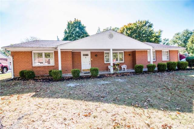4411 Bellemead Drive, Bellbrook, OH 45305 (MLS #804067) :: Denise Swick and Company