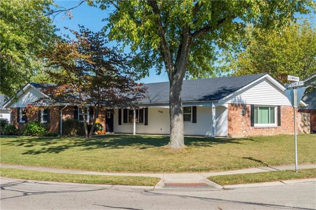 1448 Glendale Drive, Fairborn, OH 45324 (MLS #804093) :: Denise Swick and Company