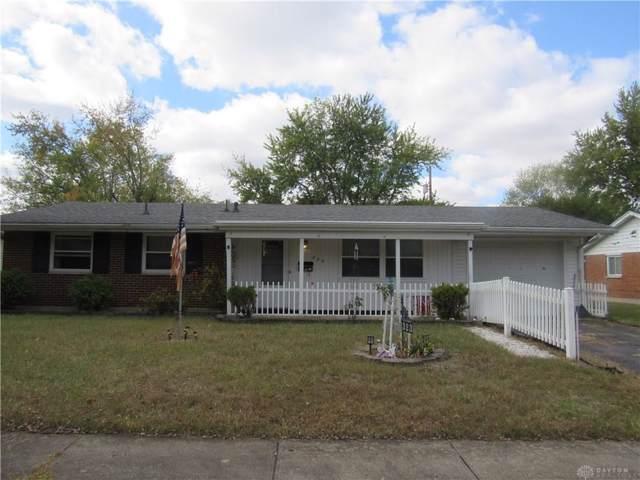 323 Beardsley Road, Trotwood, OH 45426 (MLS #804228) :: Denise Swick and Company