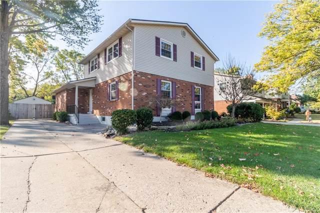 328 Lincoln Park Boulevard, Kettering, OH 45429 (MLS #804458) :: The Gene Group