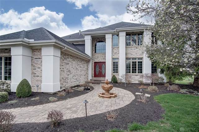 9467 Lantern Way, Centerville, OH 45458 (MLS #804468) :: Denise Swick and Company