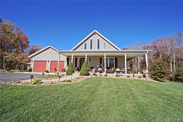 3302 Conley Road, Lucasville, OH 45648 (MLS #804661) :: Denise Swick and Company