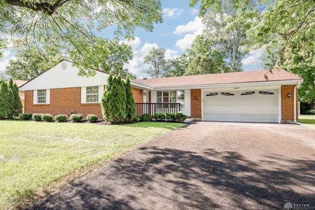 2832 Marigold Drive, West Carrollton, OH 45449 (MLS #804685) :: The Gene Group