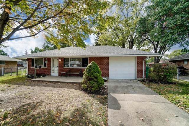 4741 Delba Drive, West Carrollton, OH 45439 (MLS #804688) :: The Gene Group