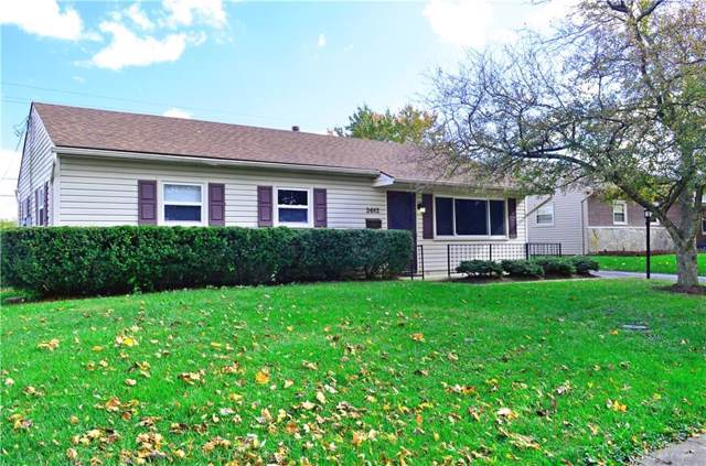 2482 Aragon Avenue, Kettering, OH 45420 (MLS #804709) :: Denise Swick and Company