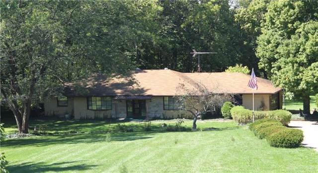 8061 Dog Leg Road, Butler Township, OH 45414 (MLS #804726) :: The Gene Group