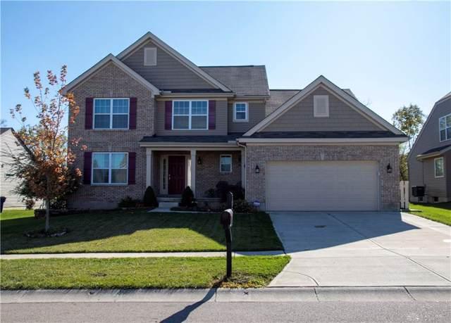 8020 Bushclover Drive, Tipp City, OH 45371 (MLS #805182) :: The Gene Group