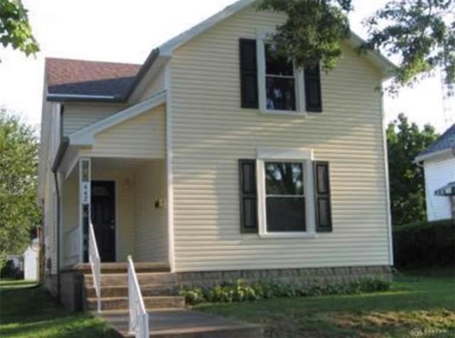 442 Plum Street, Tipp City, OH 45371 (MLS #805197) :: Denise Swick and Company