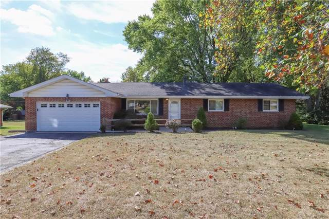 4125 Nedra Drive, Bellbrook, OH 45305 (MLS #805199) :: The Gene Group
