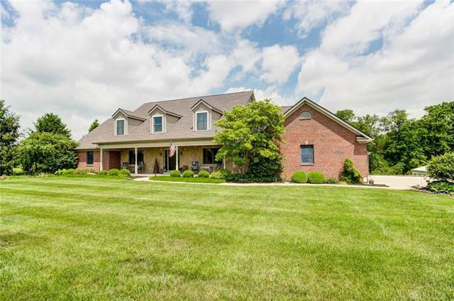3349 Montgomery County Line Road, Tipp City, OH 45371 (MLS #805266) :: The Gene Group