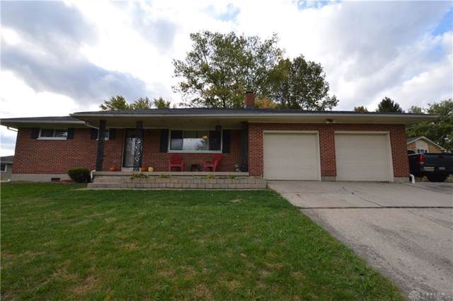2341 Thor Drive, Springfield, OH 45503 (MLS #805267) :: The Gene Group