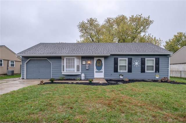 714 Spinning Road, New Carlisle, OH 45344 (MLS #805358) :: The Gene Group