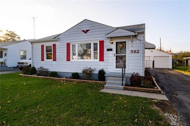 582 Fernwood Drive, Troy, OH 45373 (MLS #805372) :: Denise Swick and Company