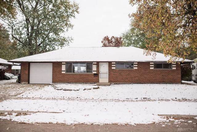 4614 Druid Lane, West Carrollton, OH 45439 (MLS #805419) :: Denise Swick and Company