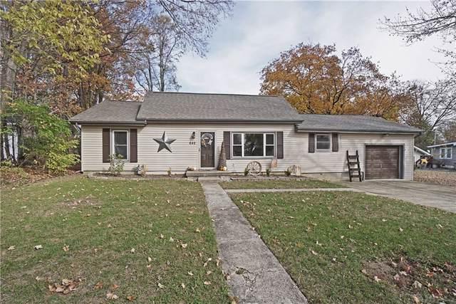 648 Franklin Road, Waynesville, OH 45068 (MLS #805467) :: Denise Swick and Company