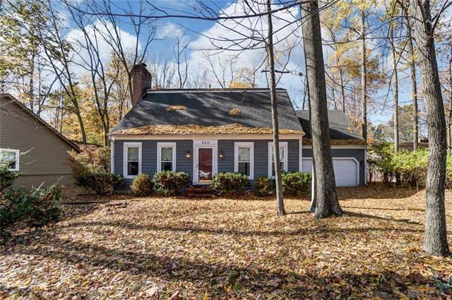 360 Locust View Way, Troy, OH 45373 (MLS #805519) :: Denise Swick and Company