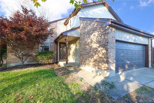 4110 Locus Bend Drive, Bellbrook, OH 45440 (MLS #805582) :: The Gene Group