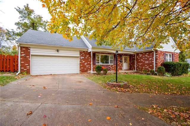 1301 Ridgeview Avenue, Kettering, OH 45409 (MLS #805601) :: Denise Swick and Company