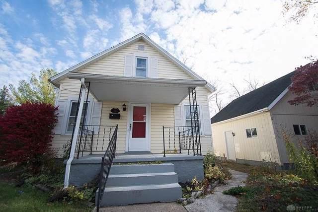 10 Sunrise Avenue, Trotwood, OH 45426 (MLS #805655) :: The Gene Group