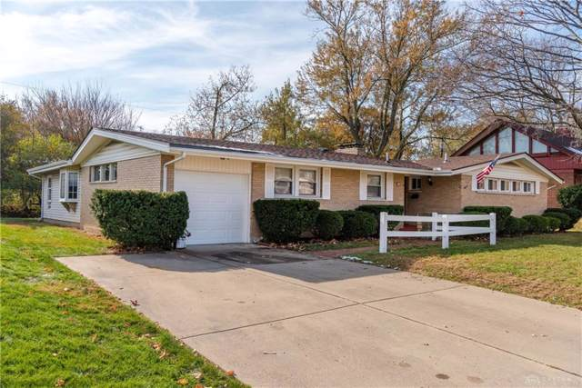720 Brubaker Drive, Kettering, OH 45429 (MLS #805682) :: Denise Swick and Company
