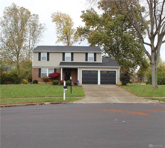 4214 Tradewind Court, Englewood, OH 45322 (MLS #805735) :: The Gene Group