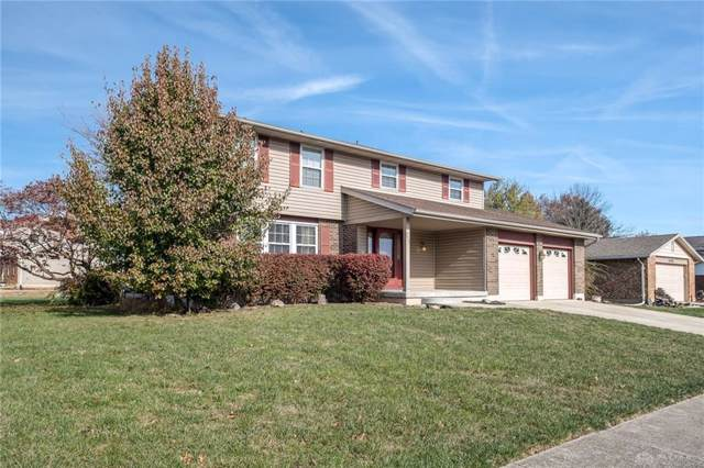 2110 Sierra Trail, Xenia, OH 45385 (MLS #805746) :: Denise Swick and Company