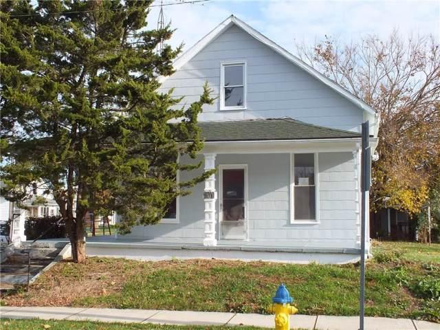201 E Washington Street, New Madison, OH 45346 (MLS #805788) :: Denise Swick and Company