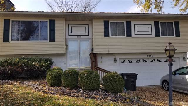5955 Norwell Drive, West Carrollton, OH 45449 (MLS #805825) :: The Gene Group